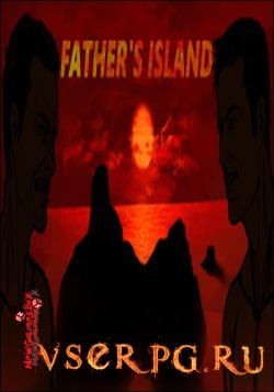 Постер игры Fathers Island