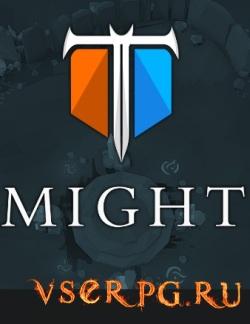 Постер игры MIGHT (2016)