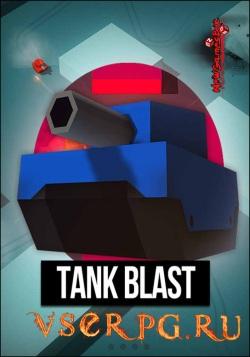 Постер игры Tank Blast