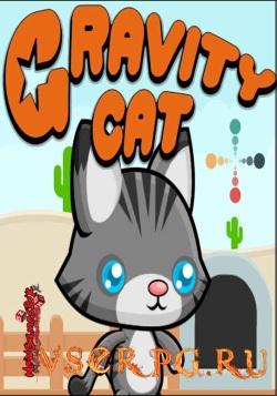 Постер игры Gravity Cat