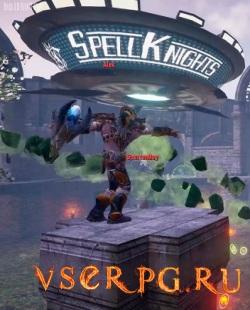 Постер игры SpellKnights