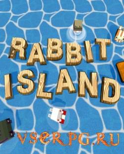 Постер игры Rabbit Island