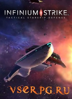 Постер игры Infinium Strike