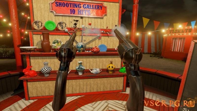 NVIDIA VR Funhouse screen 2
