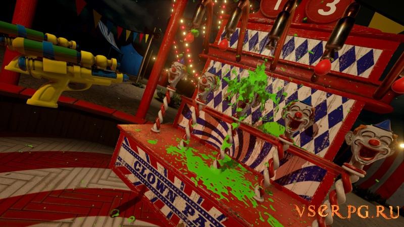 NVIDIA VR Funhouse screen 3