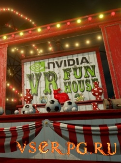Постер игры NVIDIA VR Funhouse