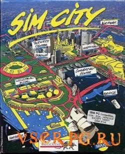 Постер игры SimCity