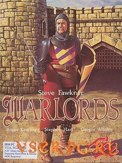 Постер игры Warlords