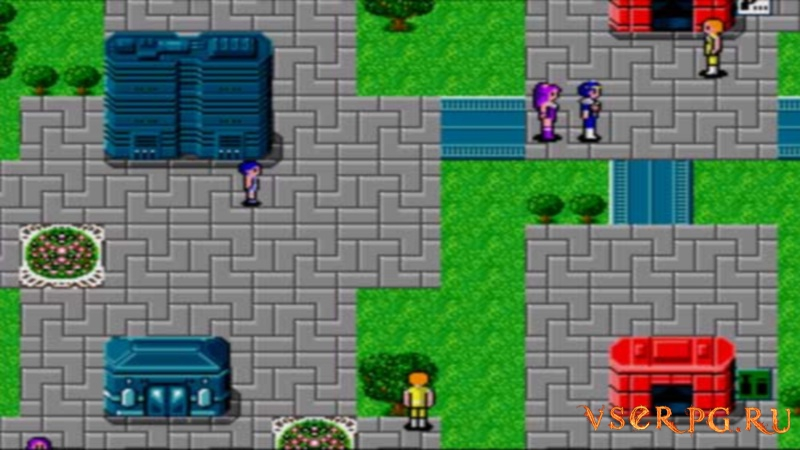 Phantasy Star 2 screen 2