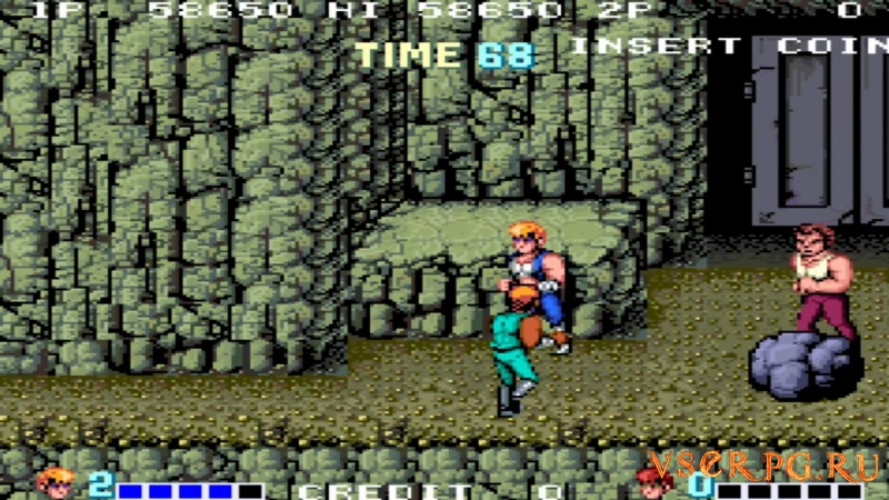 Double Dragon screen 3