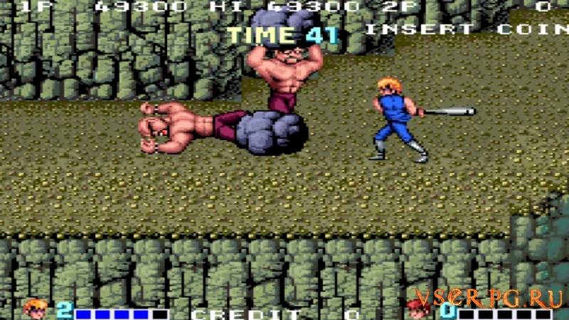 Double Dragon screen 2