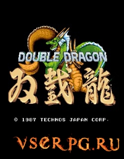 Постер игры Double Dragon