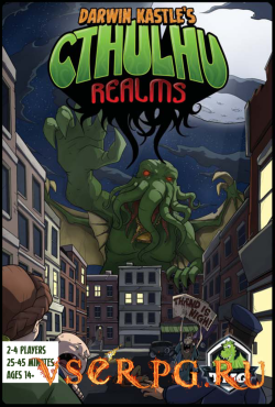 Постер игры Cthulhu Realms