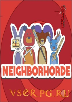 Постер игры Neighborhorde
