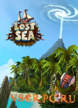 Постер игры Lost Sea