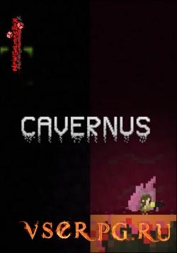 Постер игры Cavernus