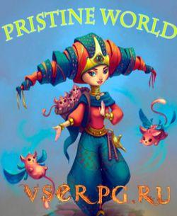 Постер игры Pristine world