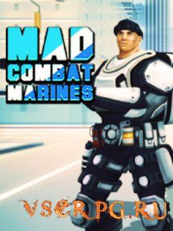 Постер игры Mad Combat Marines