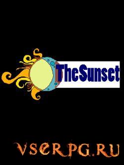 Постер игры The Sunset (2016)