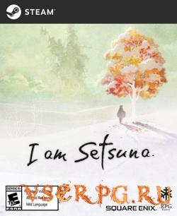Постер игры I am Setsuna
