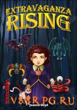 Постер игры Extravaganza Rising