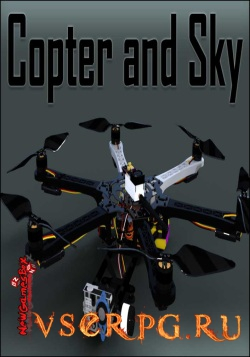Постер игры Copter and Sky