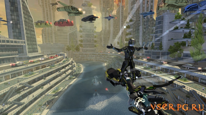 Riptide GP: Renegade screen 1