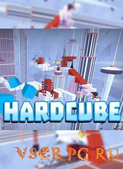 Постер игры HardCube