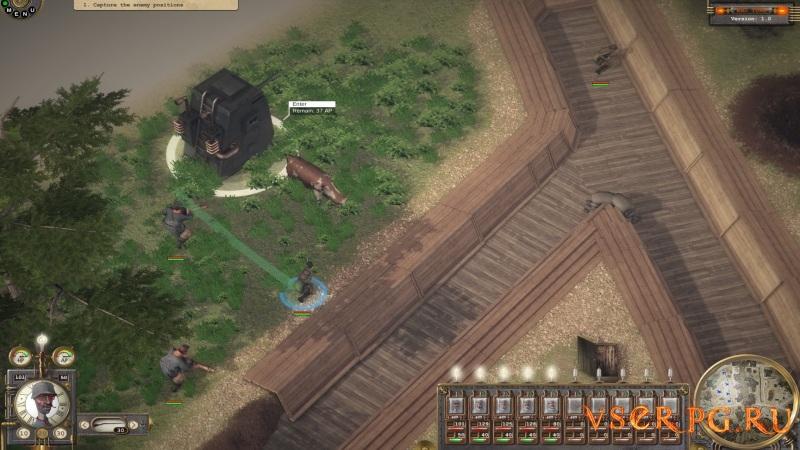 Steam Squad screen 3