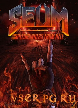 Постер игры SEUM: Speedrunners from Hell
