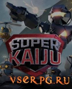 Постер игры Super Kaiju