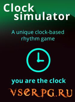 Постер игры Clock Simulator