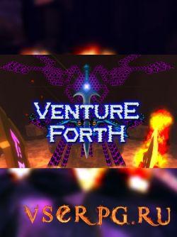 Постер игры Venture Forth