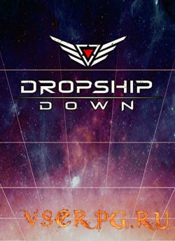 Постер игры Dropship Down