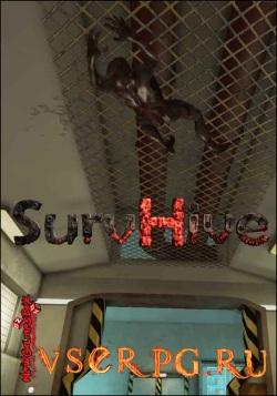 Постер игры SurvHive