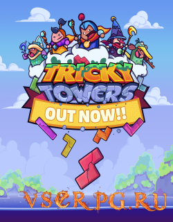 Постер игры Tricky Towers