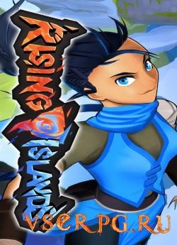 Постер игры Rising Islands