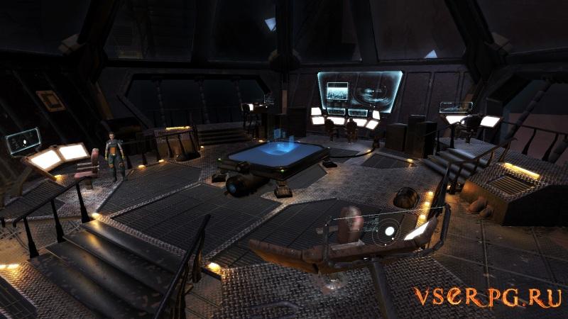 Space Rift - Episode 1 screen 1