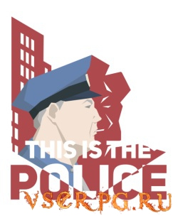 Постер игры This Is the Police
