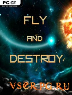 Постер игры Fly and Destroy