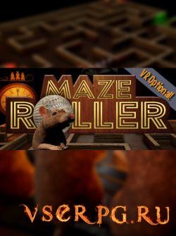 Постер игры Maze Roller