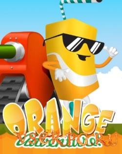 Постер игры Orange Adventure