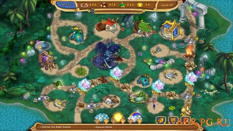 Weather Lord: Legendary Hero Collector's Edition / Повелитель погоды 6: Легендарный герой screen 1