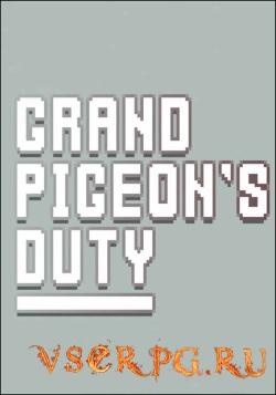 Постер игры Grand Pigeon's Duty