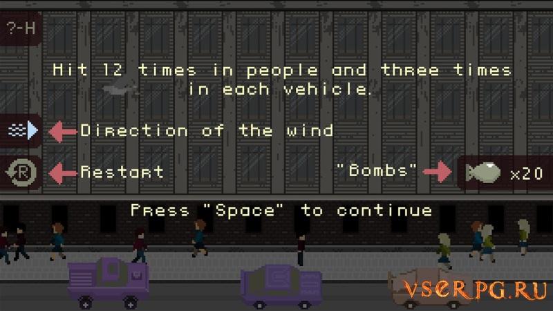 Grand Pigeon's Duty screen 1