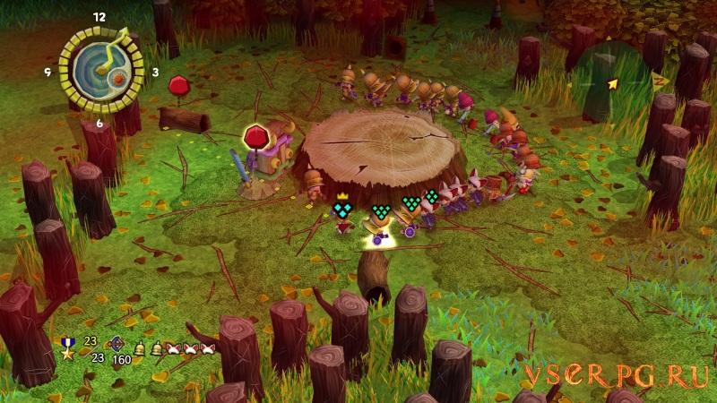 Little King's Story screen 3