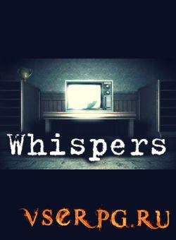 Постер игры Whispers (2016)