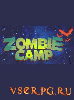 Постер игры Zombie Camp