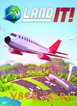 Постер игры Land It