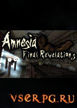 Постер игры Amnesia: Final Revelations